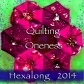 Quilting Oneness Hexalong 2014